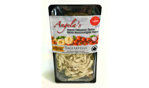 Organic Cracked Pepper Tagliatelli- Code#: DN680