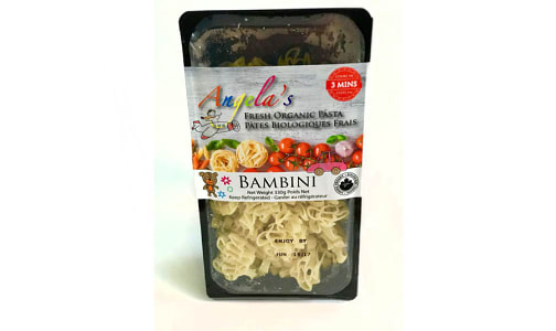 Organic Bambini (kids shapes)- Code#: DN684