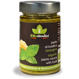 Organic Pesto with Basil- Code#: DN8000