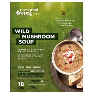 Wild Mushroom Soup- Code#: DN8004