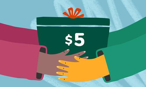 Donation - $5 Donation to Ocean Ambassadors- Code#: DONPLA5