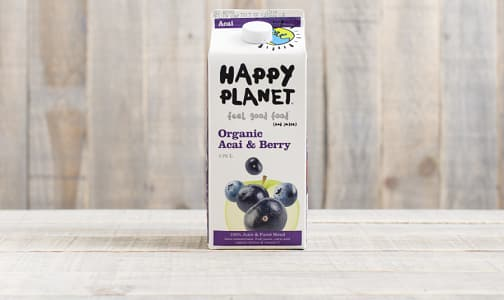 Organic Acai & Berry Juice- Code#: DR0014