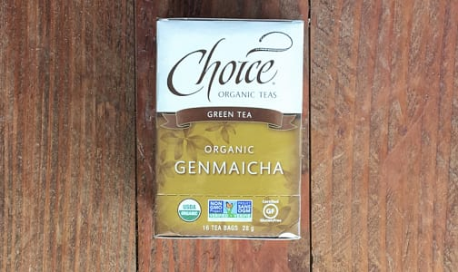 Organic Genmaicha Japanese Green Tea- Code#: DR0046
