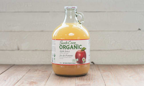 Organic 100% Apple Juice- Code#: DR004