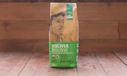 Bolivian Whole Bean Medium Roast Coffee- Code#: DR0064