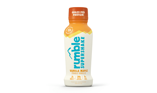 Vanilla Maple Supershake - Gluten Free!- Code#: DR0214
