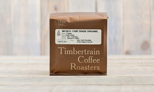 Organic Mexican Whole Bean Coffee- Code#: DR0225
