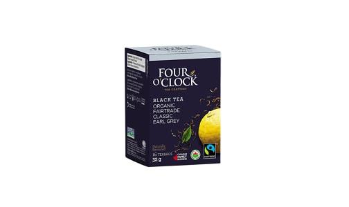 Organic Earl Grey Tea- Code#: DR0313