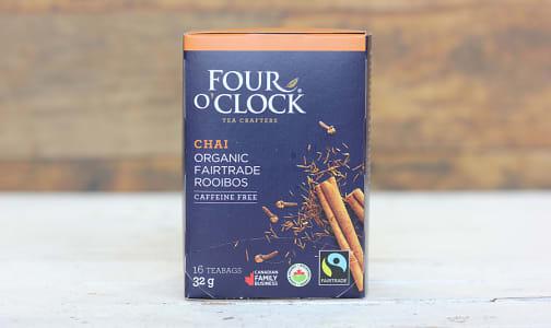 Organic Rooibos Chai- Code#: DR0314
