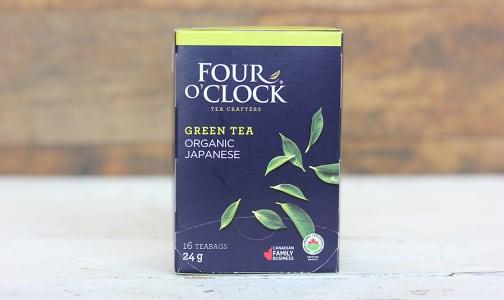 Organic Japanese Green Tea- Code#: DR0315