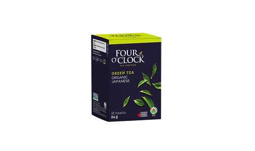 Organic Japanese Green Tea- Code#: DR0315