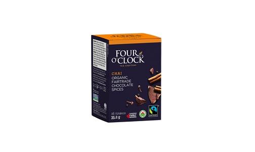 Chocolate Spice Tea- Code#: DR0318