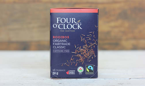 Organic Rooibos Herbal Tea- Code#: DR0331