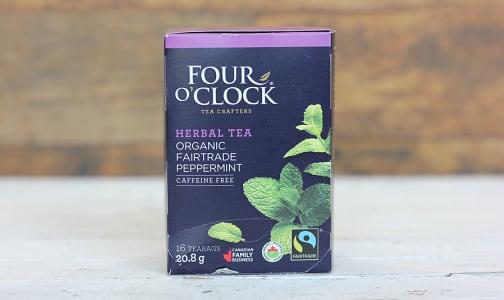 Organic Peppermint Herbal Tea- Code#: DR0333