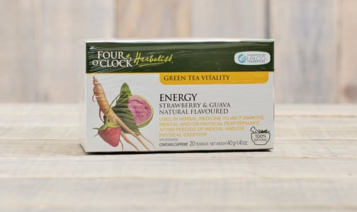 Strawberry & Guava Energy Tea- Code#: DR0355
