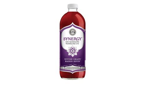 Organic Divine Grape Kombucha- Code#: DR0392