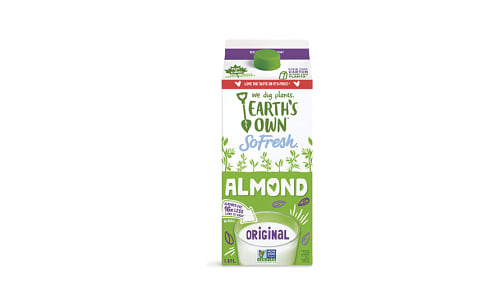 Original Almond Milk- Code#: DR039