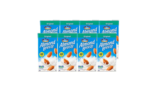 Almond Breeze - Original - CASE- Code#: DR045-CS
