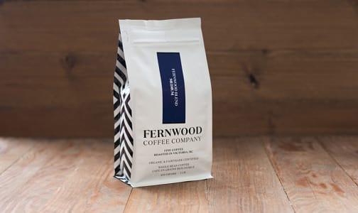 Organic Fernwood Blend Medium Roast WHOLE BEAN coffee- Code#: DR0516