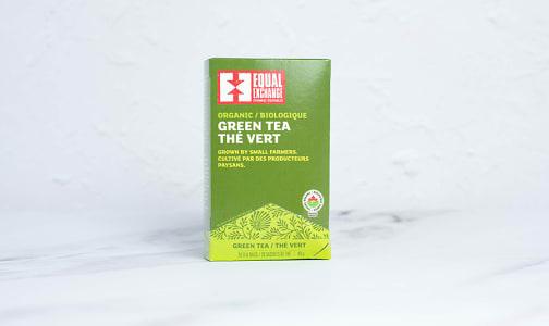 Organic Green Tea- Code#: DR0553