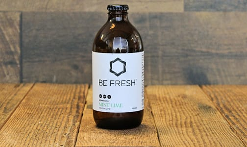 Organic Kombucha, Mint Lime- Code#: DR0584