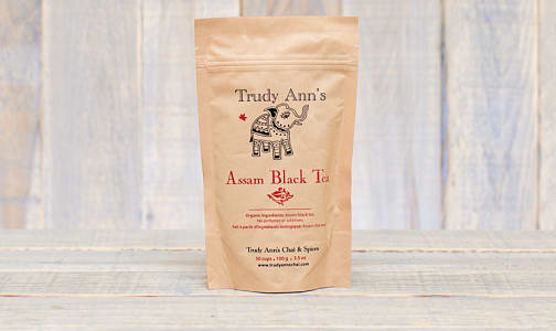 Organic Loose Leaf Assam Black Tea- Code#: DR0608