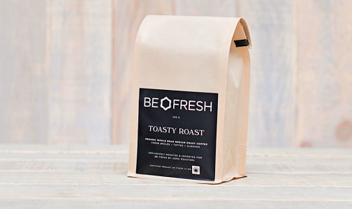 Organic Toasty Roast Coffee- Code#: DR0659