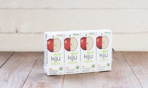 Organic Apple Juice Boxes- Code#: DR065