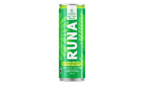 Organic Lime Twist Clean Energy Drink- Code#: DR0669