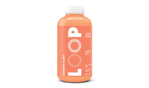 Morning Glory Raw Cold Pressed Juice- Code#: DR0708