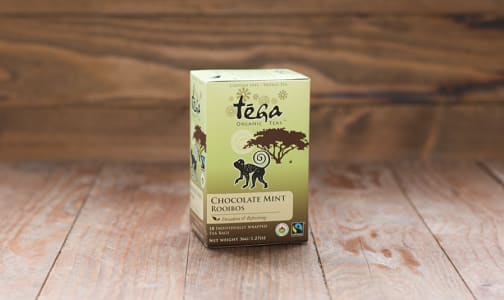 Organic Chocolate Mint Rooibos Tea- Code#: DR070
