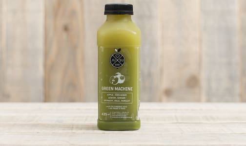Organic Green Machine- Code#: DR0803