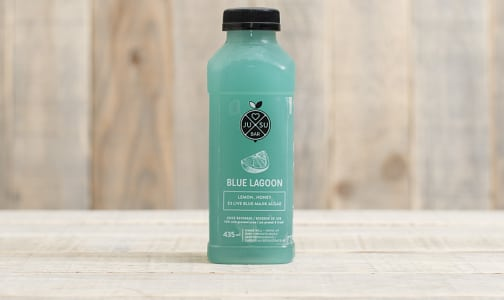Organic Blue Lagoon - Made FRESH For You- Code#: DR0806