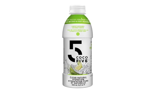 Limon Coconut Water- Code#: DR0821