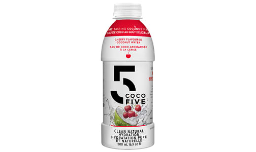 Cherry Coconut Water- Code#: DR0827