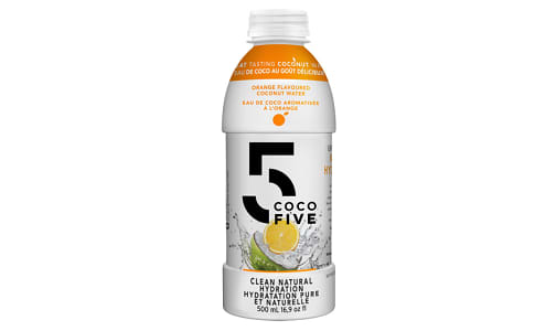 Orange Coconut Water- Code#: DR0830