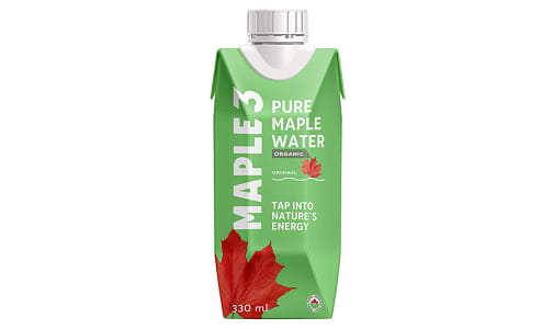 Organic Pure Maple Water- Code#: DR0858