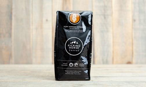 Organic Cliff Hanger Espresso- Code#: DR0882