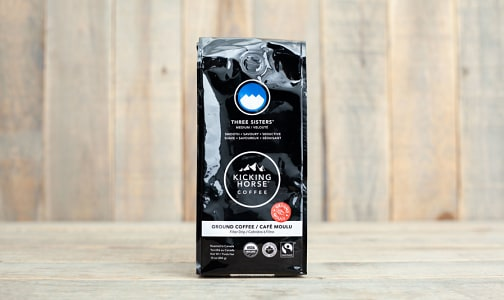 Organic Three Sisters Ground Coffee- Code#: DR0896