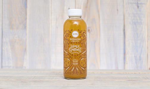 Organic Living in Gratitude Kombucha- Code#: DR0944