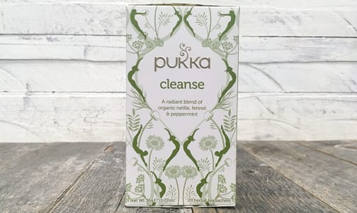 Organic Pukka Tea Cleanse- Code#: DR1017