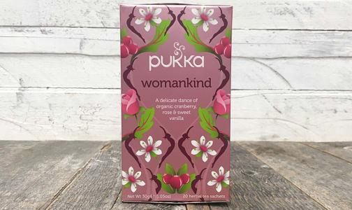 Organic Pukka Tea Womankind- Code#: DR1018