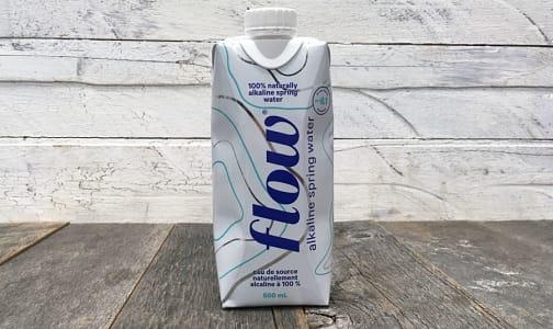 Alkaline spring water- Code#: DR1044