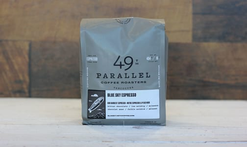 Blue Sky Espresso Beans- Code#: DR1059