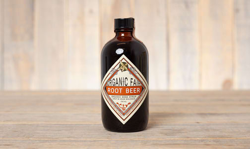 Organic Root Beer Soda Syrup- Code#: DR1068