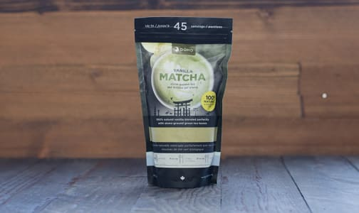 Stone-Ground Vanilla Matcha- Code#: DR1106