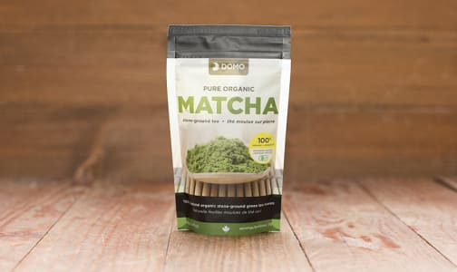 Organic Pure Stone-Ground Matcha- Code#: DR1108
