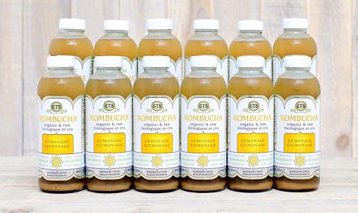 Organic Citrus Kombucha - CASE- Code#: DR111-CS