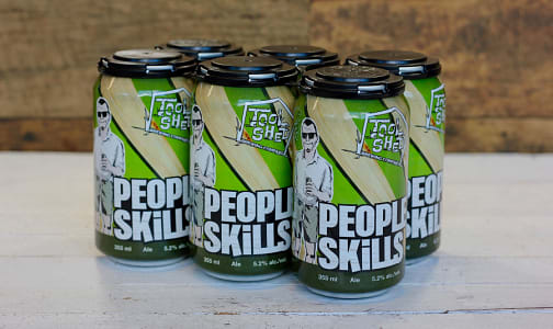 People Skills - Cans - 5.2%- Code#: DR1121