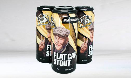 Flat Cap Stout - Cans- Code#: DR1123